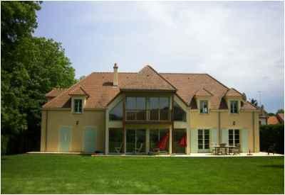 Construction d'une maison individuelle à Urzy
