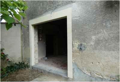 Les percements de mur 11