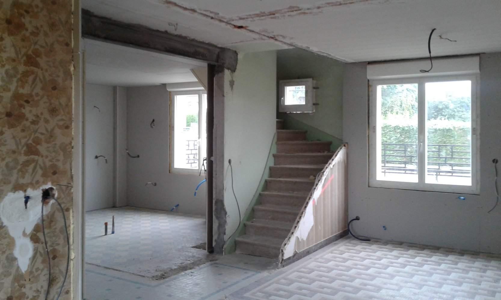 cout rénovation intérieure L'Isle-Adam